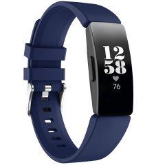 iMoshion Cinturino in Silicone Fitbit Inspire - Blu scuro
