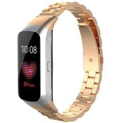 iMoshion Cinturino in acciaio Samsung Galaxy Fit - Rosa oro