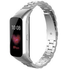 iMoshion Cinturino in acciaio Samsung Galaxy Fit - Argento