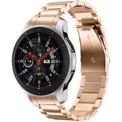 iMoshion Cinturino in acciaio Watch 46mm / Gear S3 Frontier / Classic / Watch 3 45mm - Rosa oro