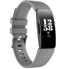 iMoshion Cinturino in Silicone Fitbit Inspire - Grigio