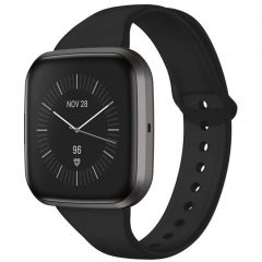 iMoshion Cinturino in Silicone Fitbit Versa 2 / Versa Lite - Nero