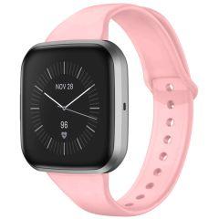 iMoshion Cinturino in Silicone Fitbit Versa 2 / Versa Lite - Rosa