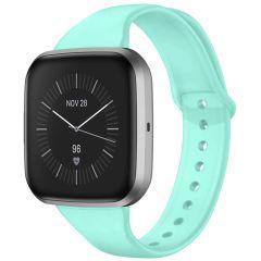 iMoshion Cinturino in Silicone Fitbit Versa 2 / Versa Lite - Verde menta