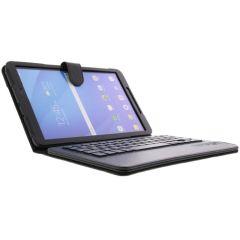 Custodia a libro con tastiera Bluetooth per Samsung Galaxy Tab A 10.1 (2016)