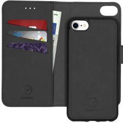 iMoshion Custodia rimovibile 2-in-1 de Luxe iPhone SE (2020) / 8 / 7 / 6(s) - Nero
