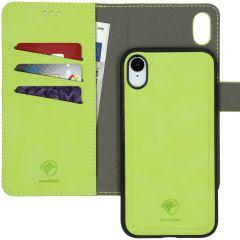 iMoshion Custodia rimovibile 2-in-1 de Luxe iPhone Xr - Verde