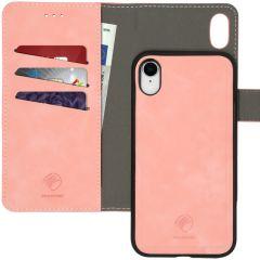 iMoshion Custodia rimovibile 2-in-1 de Luxe iPhone Xr - Rosa