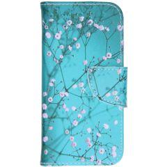 Custodia Portafoglio Flessibile iPhone SE (2020) / 8 / 7 - Blossom