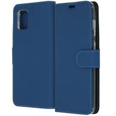 Accezz Custodia Portafoglio Flessibile Samsung Galaxy A31 - Blu
