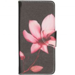 Custodia Portafoglio Flessibile Samsung Galaxy A51 - Flowers