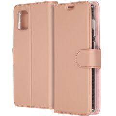 Accezz Custodia Portafoglio Flessibile Samsung Galaxy A31 - Rosa