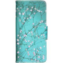 Custodia Portafoglio Flessibile Samsung Galaxy A51 - Blossom