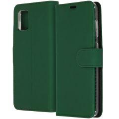 Accezz Custodia Portafoglio Flessibile Samsung Galaxy A31 - Verde