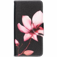 Custodia Portafoglio Flessibile Samsung Galaxy S10 - Flowers