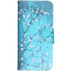Custodia Portafoglio Flessibile Samsung Galaxy A50 / A30s - Blossom