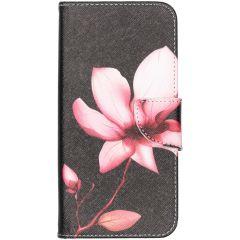 Custodia Portafoglio Flessibile Samsung Galaxy A50 / A30s - Flowers