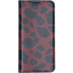 Custodia Portafoglio Design  Samsung Galaxy S10 - Panther Red