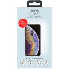 Selencia Pellicola Protettiva antibatterico in Vetro Temperato iPhone 11 Pro Max / Xs Max