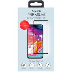 Selencia Pellicola Protettiva antibatterico in Vetro Temperato Samsung Galaxy A71 / Note 10 Lite