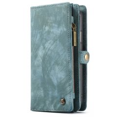 CaseMe Portafoglio 2 in 1 in Pelle de Luxe iPhone Xr - Verde