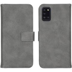 iMoshion Custodia Portafoglio de Luxe Samsung Galaxy A31 - Grigio