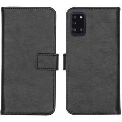 iMoshion Custodia Portafoglio de Luxe Samsung Galaxy A31 - Nero