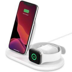Belkin Caricatore wireless 3-in-1 iPhone + Apple Watch + AirPods