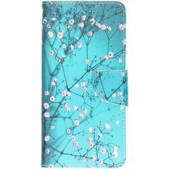 Custodia Portafoglio Flessibile Samsung Galaxy S10 Plus - Blossom