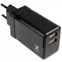 Xtorm Serie Volt - Caricatore da viaggio con 2 porte USB - 17W