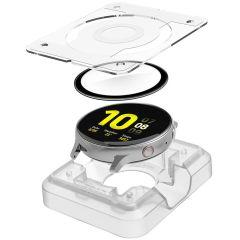 Spigen Pro Flex EZ Fit Pellicola Protettiva Galaxy Watch Active 2 44mm / Watch 3 41mm