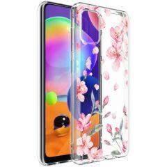 iMoshion Cover Design Samsung Galaxy A31 - Blossom Watercolor
