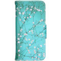 Custodia Portafoglio Flessibile iPhone 12 (Pro) - Blossom