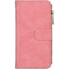 Portafoglio de Luxe iPhone 12 (Pro) - Rosa