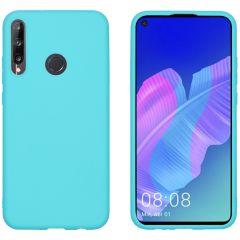 iMoshion Cover Color Huawei P40 Lite E - Verde menta