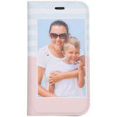 Custodia Portafoglio Personalizzate iPhone 12 Mini - Bianco