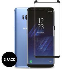 iMoshion Pellicola Protettiva in Vetro Temperato 2 Pezzi Samsung Galaxy S8