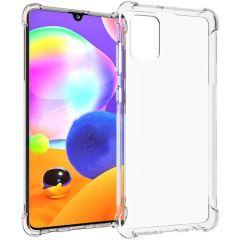 iMoshion Custodia Antiurto Samsung Galaxy A31 - Trasparente