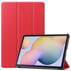 iMoshion Custodia Trifold Samsung Galaxy Tab S7 - Rosso