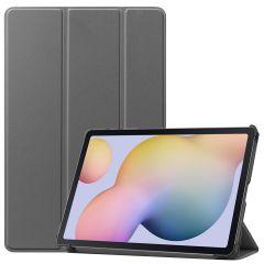 iMoshion Custodia Trifold Samsung Galaxy Tab S7 - Grigio