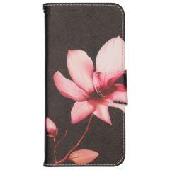 Custodia Portafoglio Flessibile Samsung Galaxy A31 - Flowers