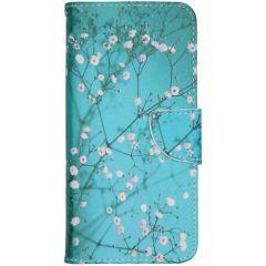 Custodia Portafoglio Flessibile Samsung Galaxy A31 - Blossom