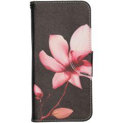 Custodia Portafoglio Flessibile Samsung Galaxy S20 FE - Flowers