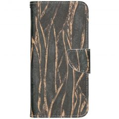 Custodia Portafoglio Flessibile Samsung Galaxy S20 FE - Wild Leaves