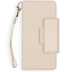 Selencia Llyr Custodia rimovibile 2 in 1 Serpente iPhone 12 Mini - Bianco