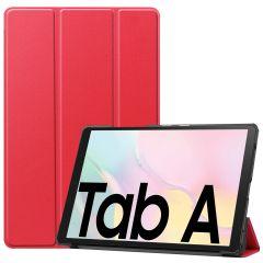 iMoshion Custodia Trifold Samsung Galaxy Tab A7 - Rosso