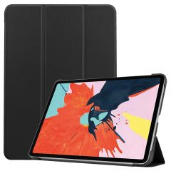 iMoshion Custodia Trifold iPad Air (2020) - Nero