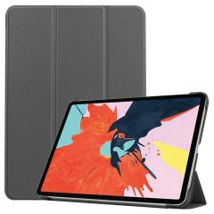 iMoshion Custodia Trifold iPad Air (2020) - Grigio