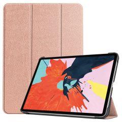 iMoshion Custodia Trifold iPad Air (2020) - Rosa