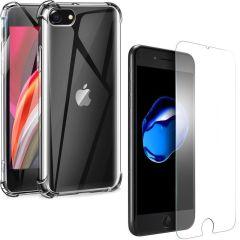 iMoshion Cover Anti-Shock Premium iPhone 8 / 7 - Trasparente